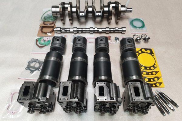 Liebherr engines spare parts D934, D936, D924 , D926
