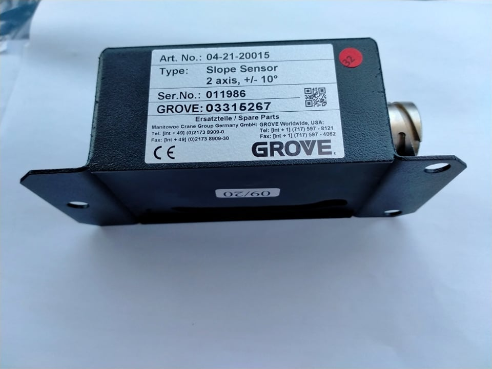 slope sensor 03315267 grove
