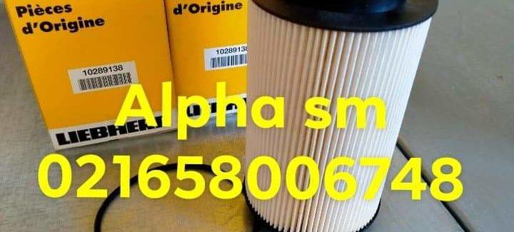 FILTRE GASOIL 10289138